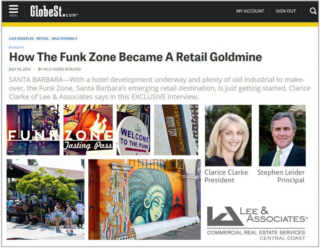 globe image for funk zone