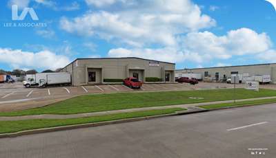 Lee and Associates DFW Industrial Warehouse Lease