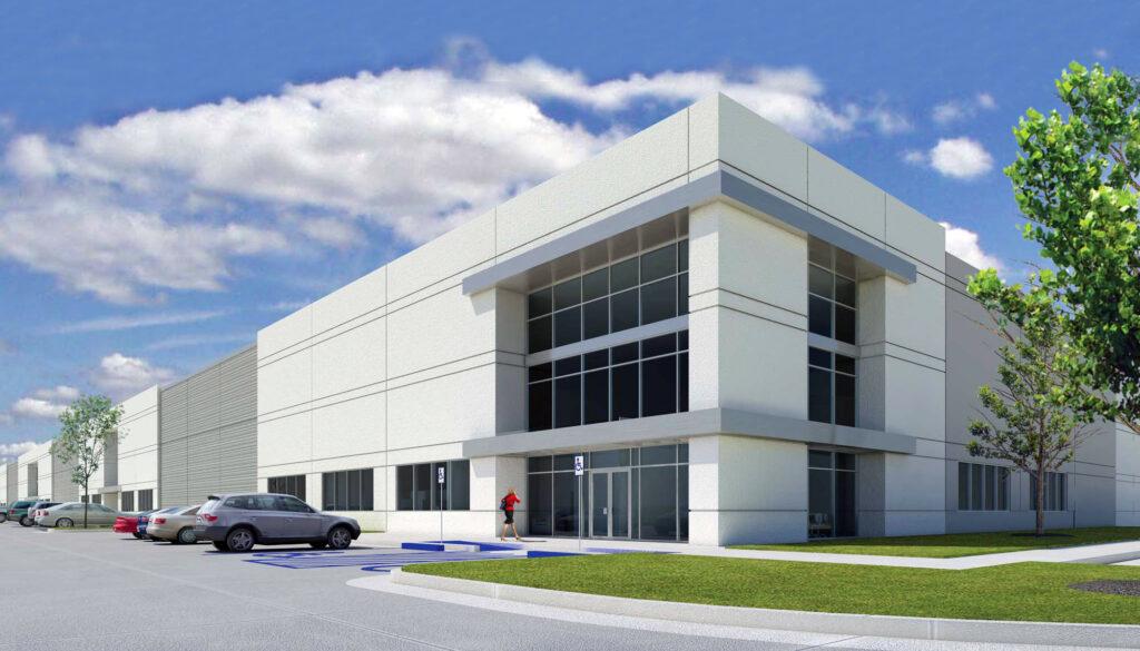 Mills River North Carolina Commercial Real Estate Distribution Facility