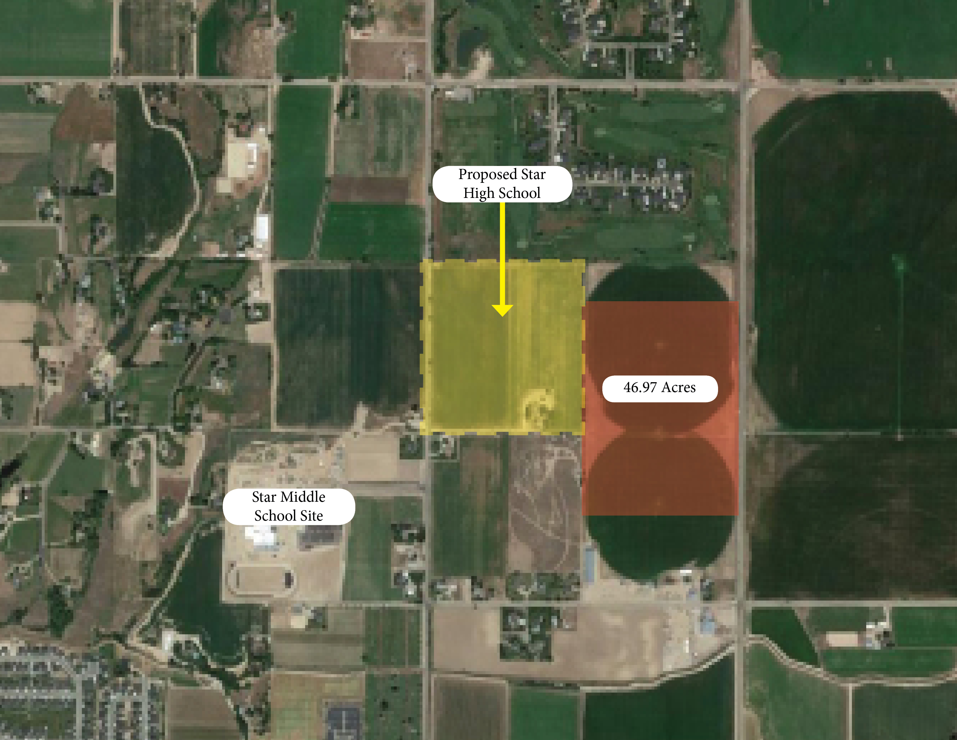 46 97 Acres Development Land For Sale Star Id Lee