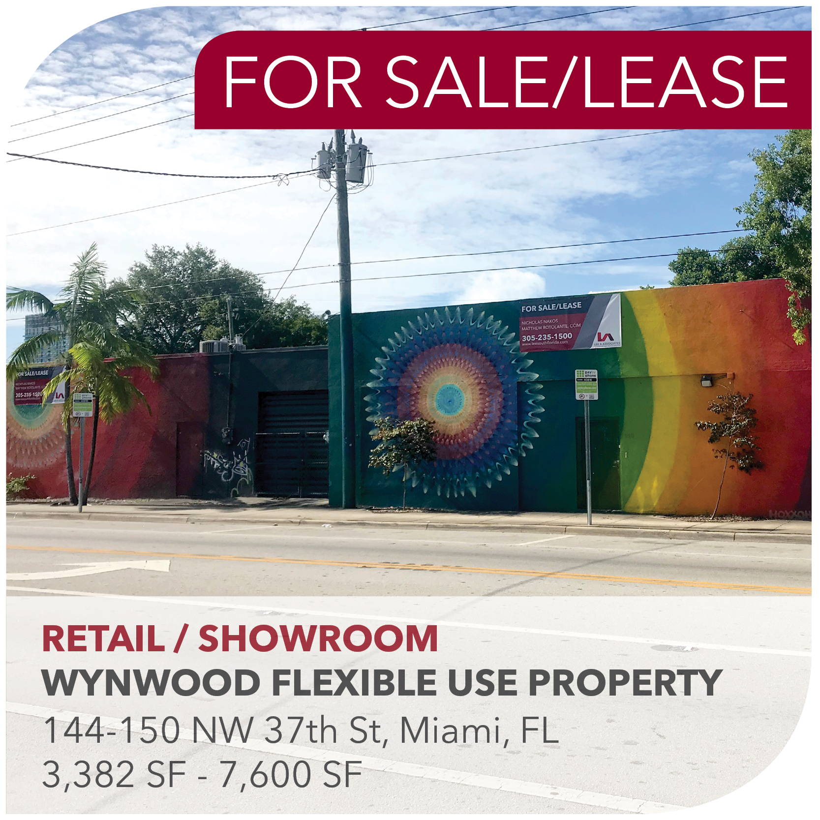 Wynwood Property For Sale and Lease