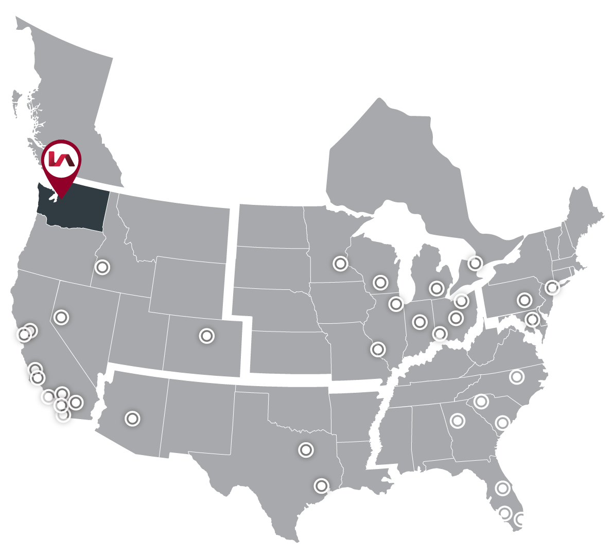 Lee & Associates Locations