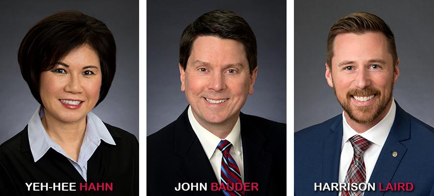 Hahn, Bauder, Laird