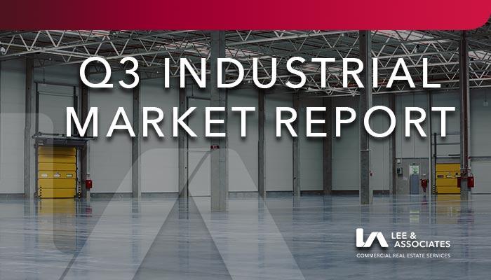 2021 Q3 INDUSTRIAL REPORT ORANGE COUNTY