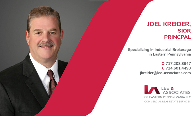Joel Kreider Joins Lee & Associates
