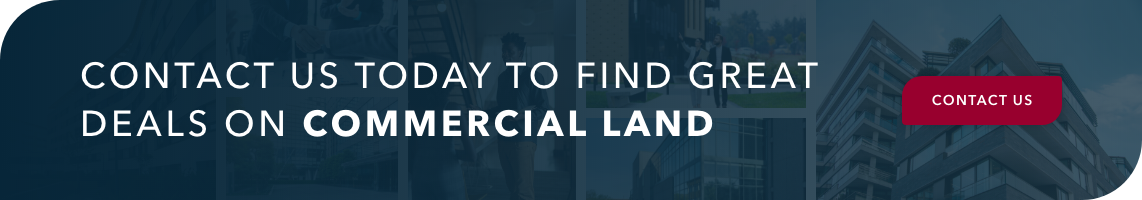 Contact us today to find great deals on commercial land