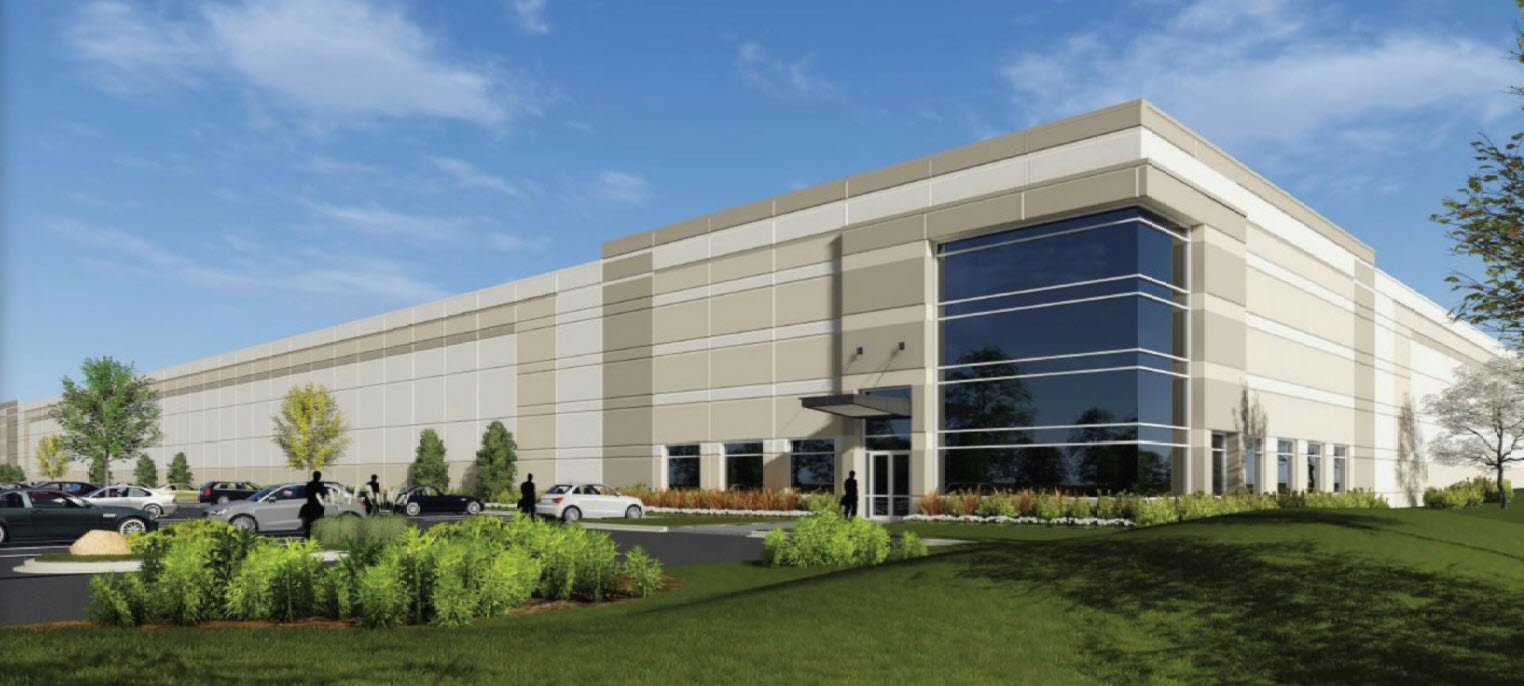 Sansone Group to Purchase 300 AC for Class A Industrial Project