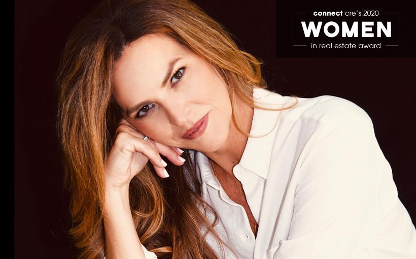 Connect CRE Women in Real Estate Award Aida Nolan-Rodriguez