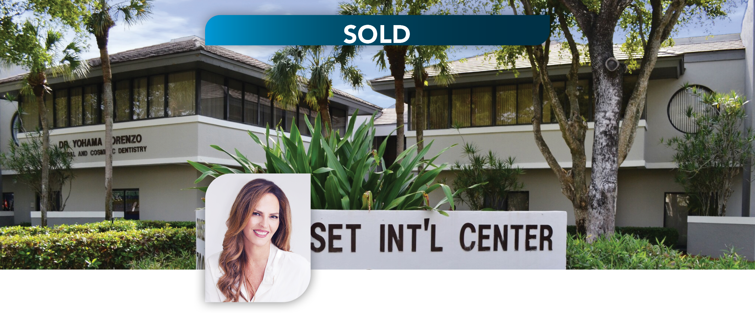 Lee & Associates South Florida Announces the Sale of Medical Office Condo at Sunset International Center