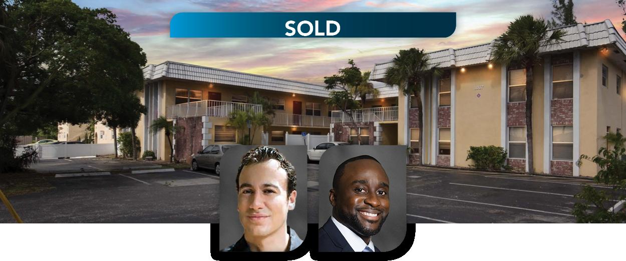 Lee & Associates South Florida Announces 48-Unit Multifamily Portfolio Closes for $7.25MM in Oakland Park-Fort Lauderdale, FL