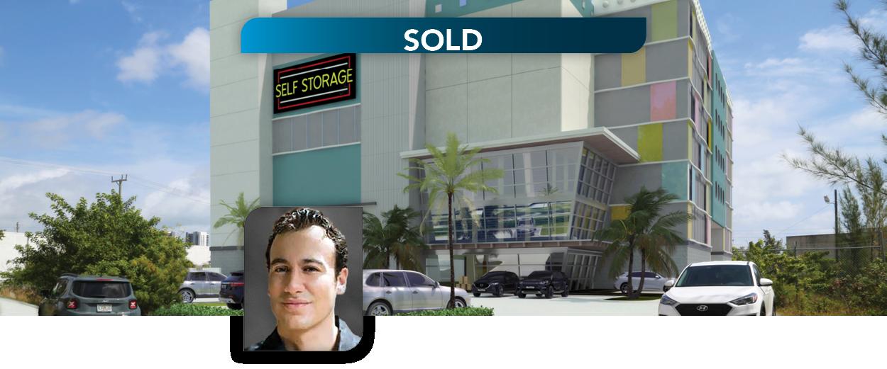 Lee & Associates South Florida Announces Self-Storage Development Site Closes for $5.25 Million in North Miami Beach