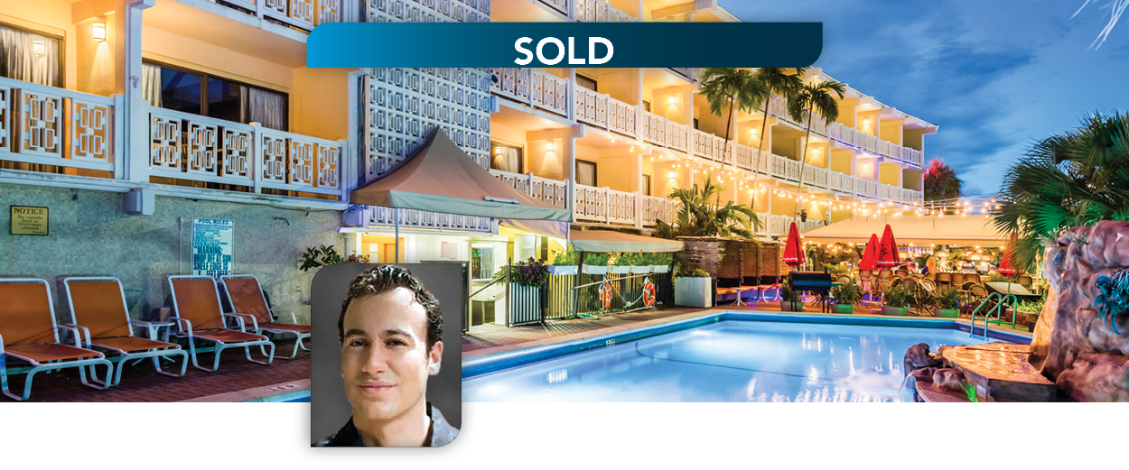 Lee & Associates South Florida Principal, Matthew Jacocks, brokers 154-Key Fort Lauderdale Beach Hotel Portfolio that traded for $27.26MM